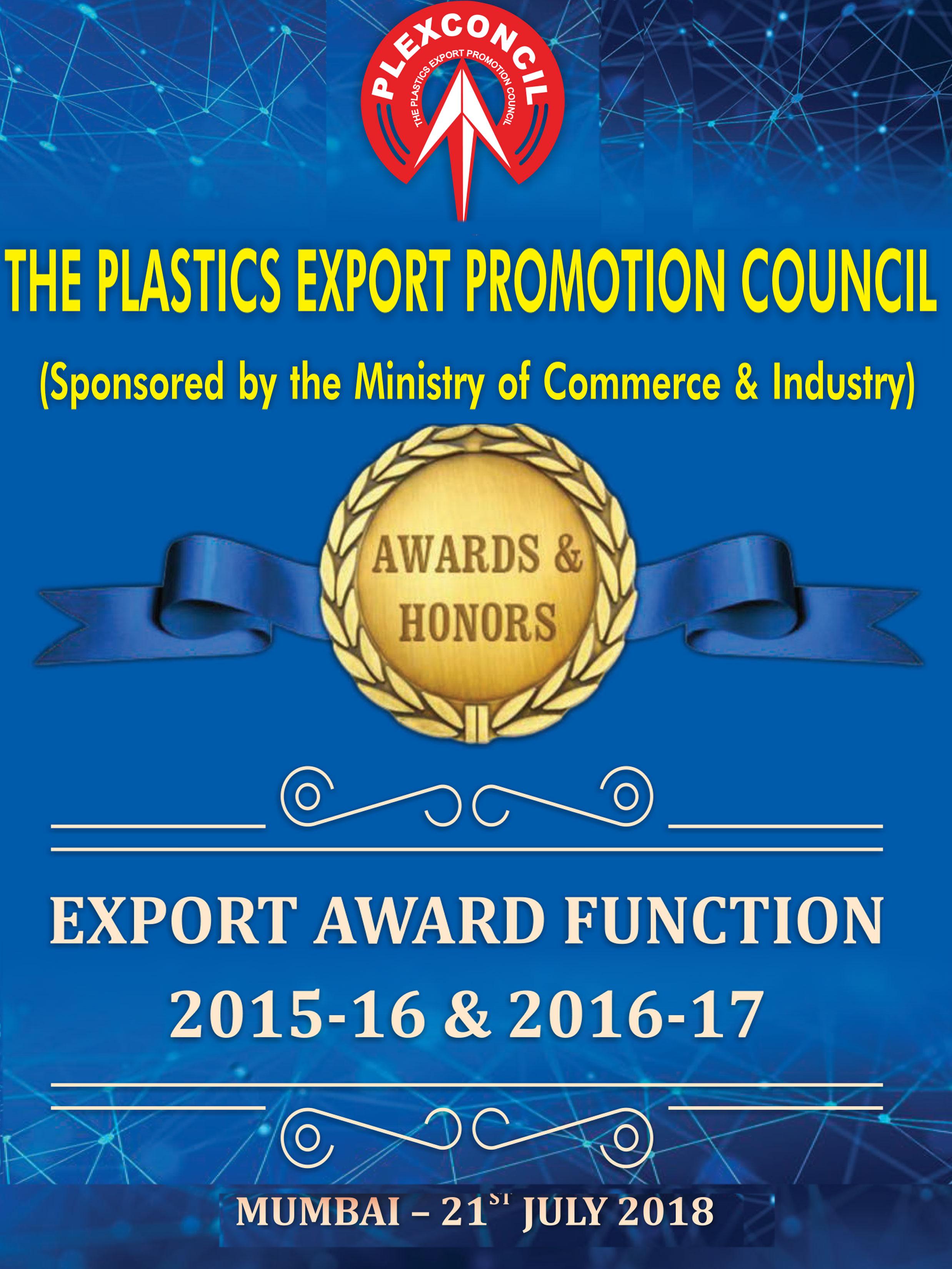 The Plastic Export Promotion Council